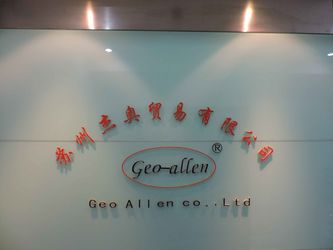 Chine GEO-ALLEN CO.,LTD. Profil de la société