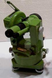 """J6E 6"""" haut théodolite optique d'image droite de l'accurancy 360/400G pour la mesure de construction"""