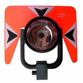 Le prisme simple /Reflecting réglé d'adaptateur de GA-AK18L Leica a placé avec le sac mou pour la station totale